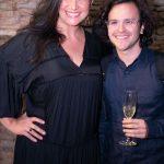 Elaine de Oliveira e Mateus Habib