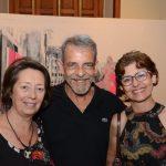 Eliana Campello, Enéas Valle e Denise Forbes