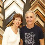 Elisabete e Everaldo Vieira
