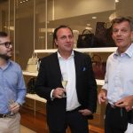 Felipe Braga, Rodrigo Mascaretti e Mauricio Emmanuel