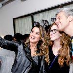 Flavia Alessandra, Sophia Abrahao e Otaviano Costa