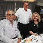 Franklin Toscano, Luizito e Bernardete Simoneli