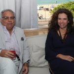 Franklin Toscano e Cristina Braga
