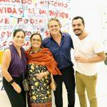 Gloria Pires, Odicia Morais, Orlando Morais e Tulio Dek