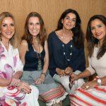 Isabela Francisco, Bebel Schmidt, Beth Accurso e Ana Teresa Patrãol