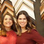 Isabela Vieira e Cinthya Pinella