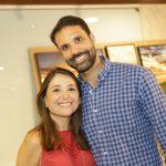 Isabela Vieira e Sandro Mattos