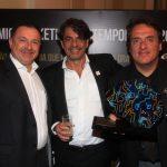Joseph Levy, Arnaldo Cardoso Pires e Gustavo Bastos