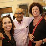 Livia Mourão, Gilsonde Paula e Lygia Marina