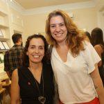 Livia Mourão e Elisa Tavalloni