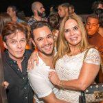 Luiz Fernando Priolli, Vinicius Belo e Marcia Alves