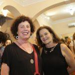 Lygia Marina e Paula Mourão