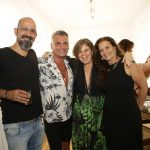 Manoel Simões, Marcelo Novaes, Eileen Worcman e Paula Mourão