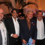 Marcelo Gorodich, Arnaldo Cardosso Pires, Presidente ABMN Thomaz Naves, Angelo Ferrari Filho e Paulo Fraga