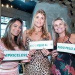 Marcia Romao, Claudia Lobo e Crla Edde