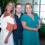 Marcia Verissimo, Yuri Antigo e Renata Fraga
