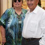 Maria Isabel e Luís Carlos Andrade Silva