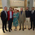 Maxime Tarneaud, Bruno Astuto, Laja, David e Rafael Zylberman e Luciano Antunes