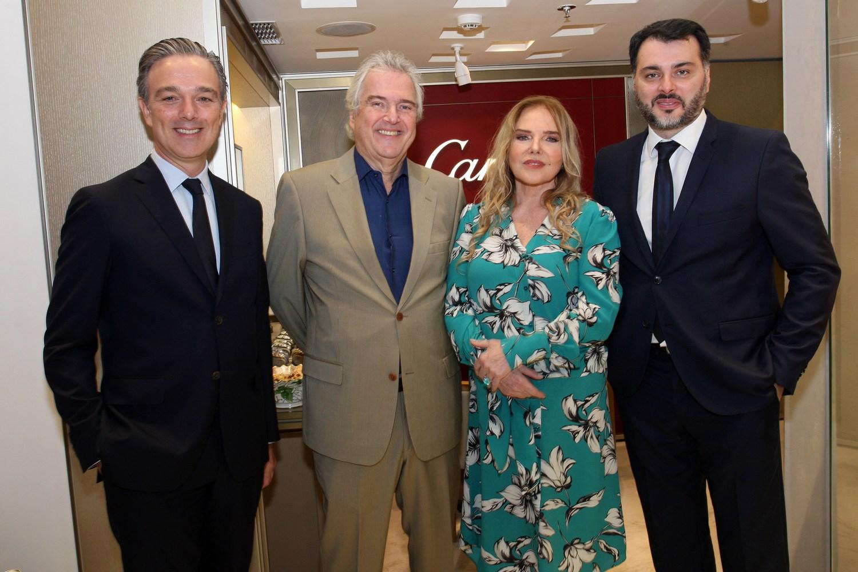 Sara Joias inaugura espaço Cartier no Leblon
