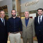 Maxime Tarneaud , Rafael e David Zylberman e Luciano Antunes