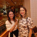 Natasha Novis e Juliana Barros