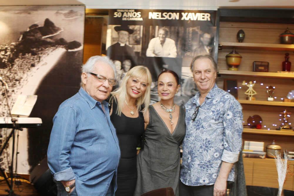 Tributo aos 50 anos de carreira de Nelson Xavier