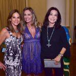 Gabriela Itagiba, Márcia Veríssimo e Teresa Quattrone
