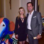 Simone Cadinelli e Eduardo Wanderley