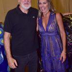 Marcelo Itagiba e Márcia Veríssimo