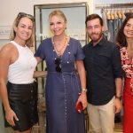 Patrice Pessoa, Nina Kauffmann, Cleiton Erthal e Manoela Heineberg