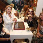Paula Severiano Ribeiro, Gloria Severiano Ribeiro, Eliana Moura e Andrea Rudge