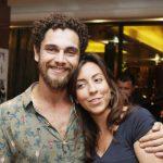 Pedro Cabizuca e sua mulher Livia Carvalho