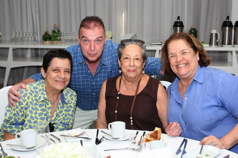 Aniversario de Bayard de Boiteux no Hotel Sofitel Ipanema
