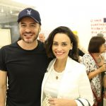 Ricardo Tozzi e Suzana Pires