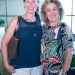 Teresa Calero e Margaret Padilha