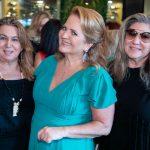 Teresa Sampaio, Renata Fraga e Marli Sampaio