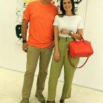 Thomaz Naves e Camila Carvalho