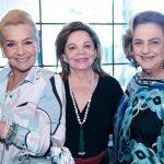 Vera Bangel, Adelina Bittencourt e Cristina Aboim