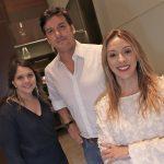 Vivian Sotocorno, Ricardo Dale e Camila Russo