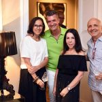 Gisele Taranto, Junior Grego, Paola Ribeiro e Ronald Goulart