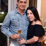 Marcelo Catalano e Paola Ribeiro