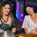 Claudia Borges e Andrea Pires
