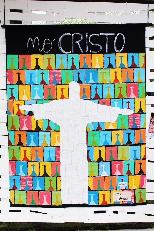 painel 'no cristo'