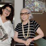 Cristina Aragão e Fernanda Montenegro