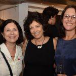 Cristina Zappa, Lucia Bromberg e Laura Carneiro