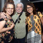 Cristina Pereira, Pedro Paulo Rangel - Pepê e Clarisse Dirzié Luz