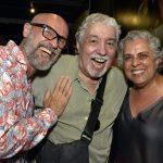 Ary Coslov, Pedro Paulo Rangel e Guida Vianna