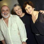 Mario Borges, Analu Prestes, Stela Freitas e Rodrigo Portella