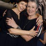 Stela Freitas e Analu Prestes