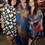 Inez Viana, Kelzy Ecard e Debora Lamm